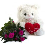 pink-roses-teddy-bear-love-you